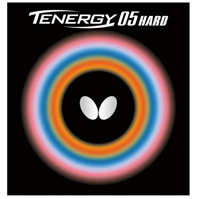 Butterfly Tenergy 05 Hard Table Tennis Rubber