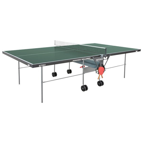 Butterfly Personal Rollaway Table Tennis Table
