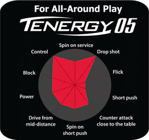 Butterfly Hadraw VR FL Pro-Line With Tenergy 05