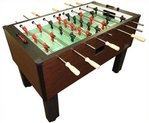 Shelti™ Pro Foos II Deluxe - Home Foosball Table