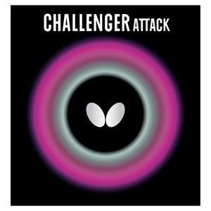 Butterfly Challenger Attack Table Tennis Rubber