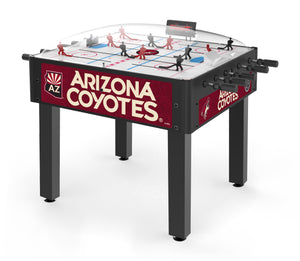 Arizona Coyotes NHL Dome Hockey Table
