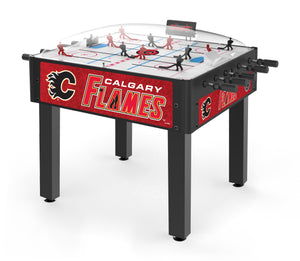 Calgary Flames NHL Dome Hockey Table