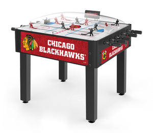 Chicago Blackhawks NHL Dome Hockey Table