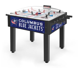 Columbus Blue Jackets NHL Dome Hockey Table