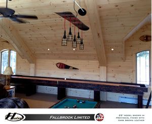 Hudson Fallbrook Limited Shuffleboard Table