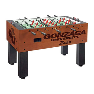 Gonzaga Bulldogs NCAA Foosball Table