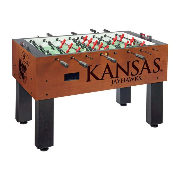 Kansas Jayhawks NCAA Foosball Table