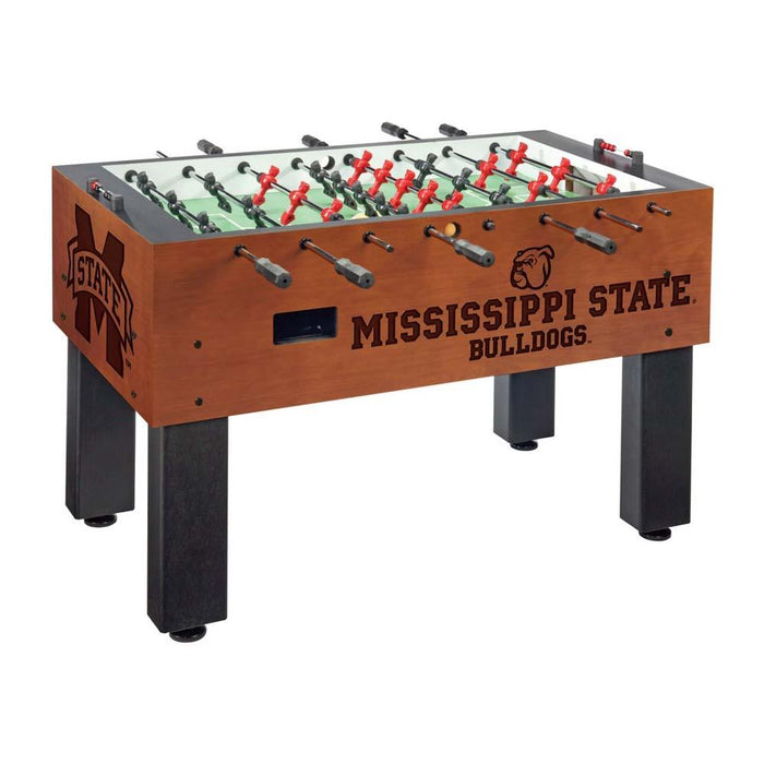 Mississippi State Bulldogs NCAA Foosball Table