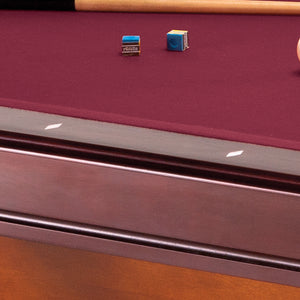 Fat Cat 7' Reno Billiard Table with Play Package
