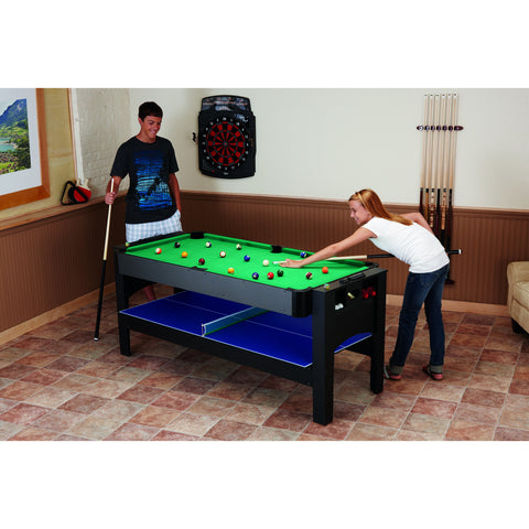 Superieur ... Fat Cat 3 In 1 Flip Game Table ...
