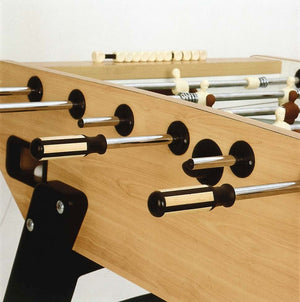 "59"" G-5000 Wood Foosball Table with Telescopic Rods"