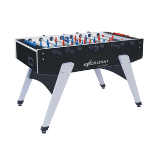 "56"" Evolution Foosball Table with Telescopic Rods"