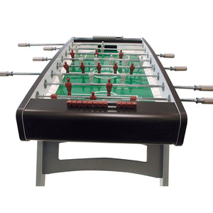 Regulation Size G-5000 Indoor Foosball Table with Telescoping Rods