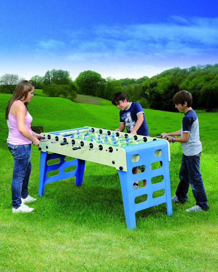 Regulation Size Open Air Indoor/Outdoor Foosball Table