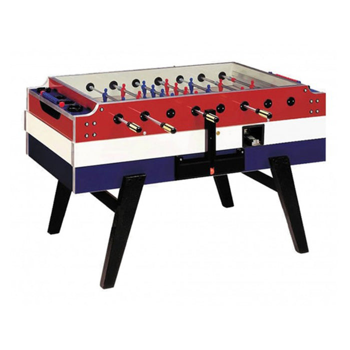 "59"" Coperto Coin-Operated Indoor Foosball Table"