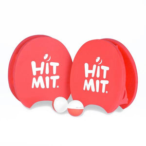 Hit Mit All-Weather Waterproof Paddle Ball Glove Set (Various Colors)
