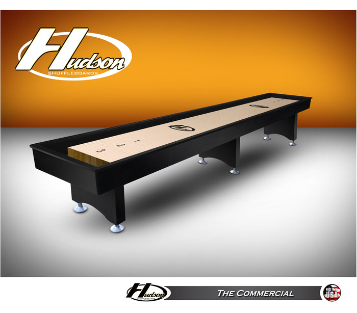 Hudson Commercial Shuffleboard Table