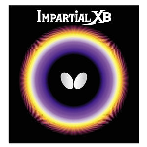 Butterfly Impartial XB Table Tennis Rubber
