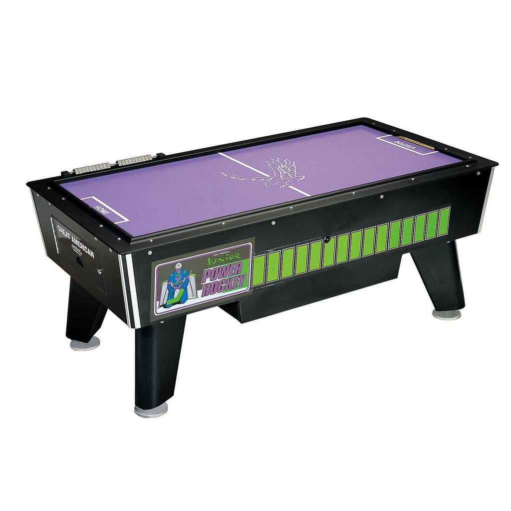 Great American Junior Face Off Power Home Hockey Table