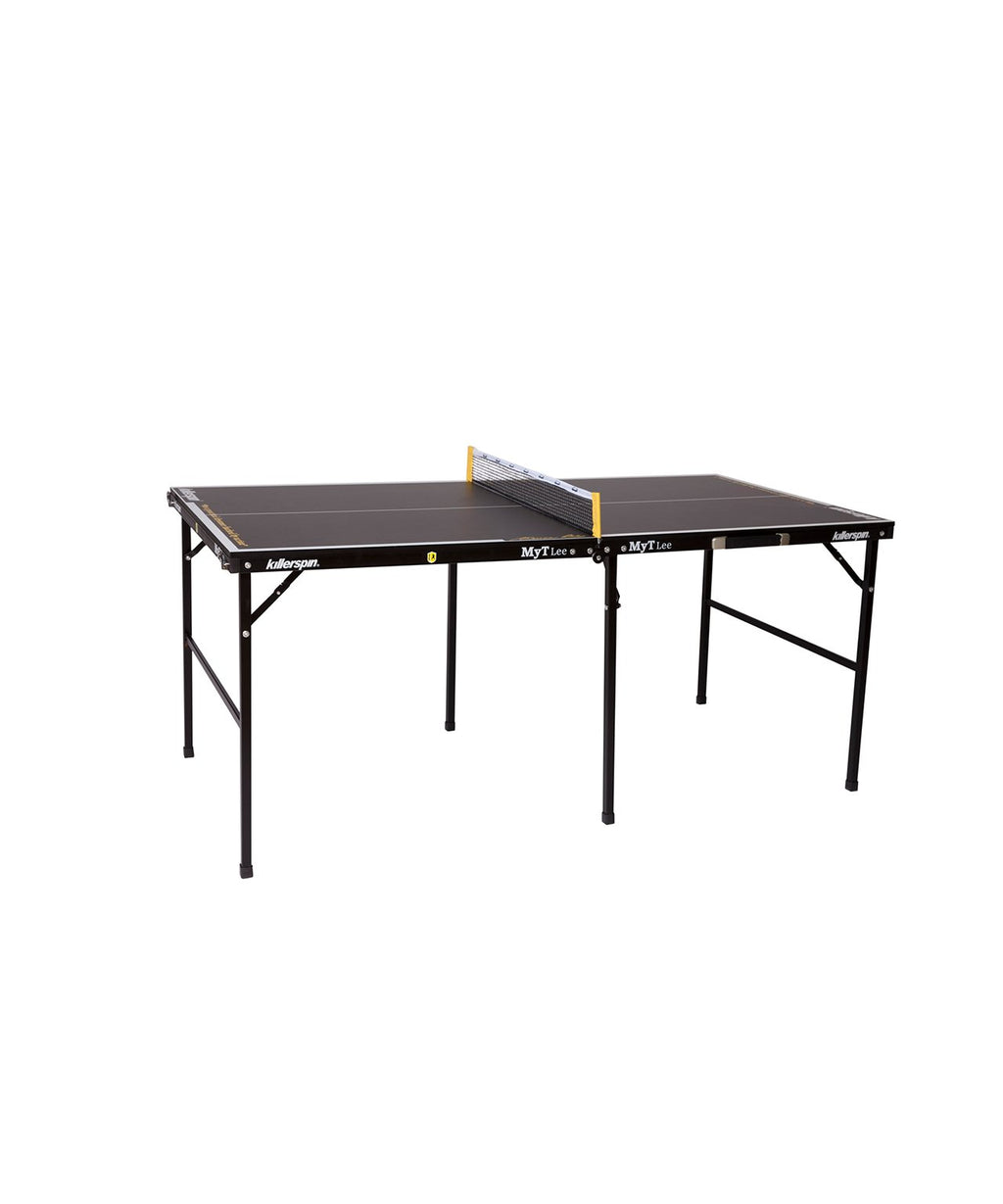 MyT Lee Table Tennis Table in Black