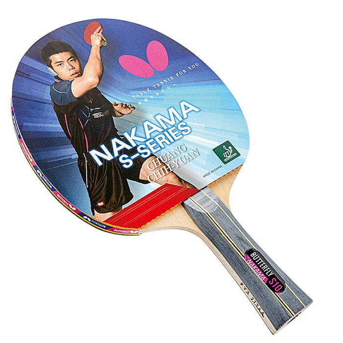 Butterfly Nakama S-10 Table Tennis Racket