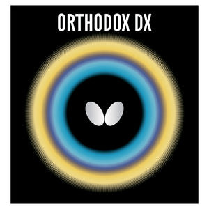 Butterfly Orthodox DX Table Tennis Rubber