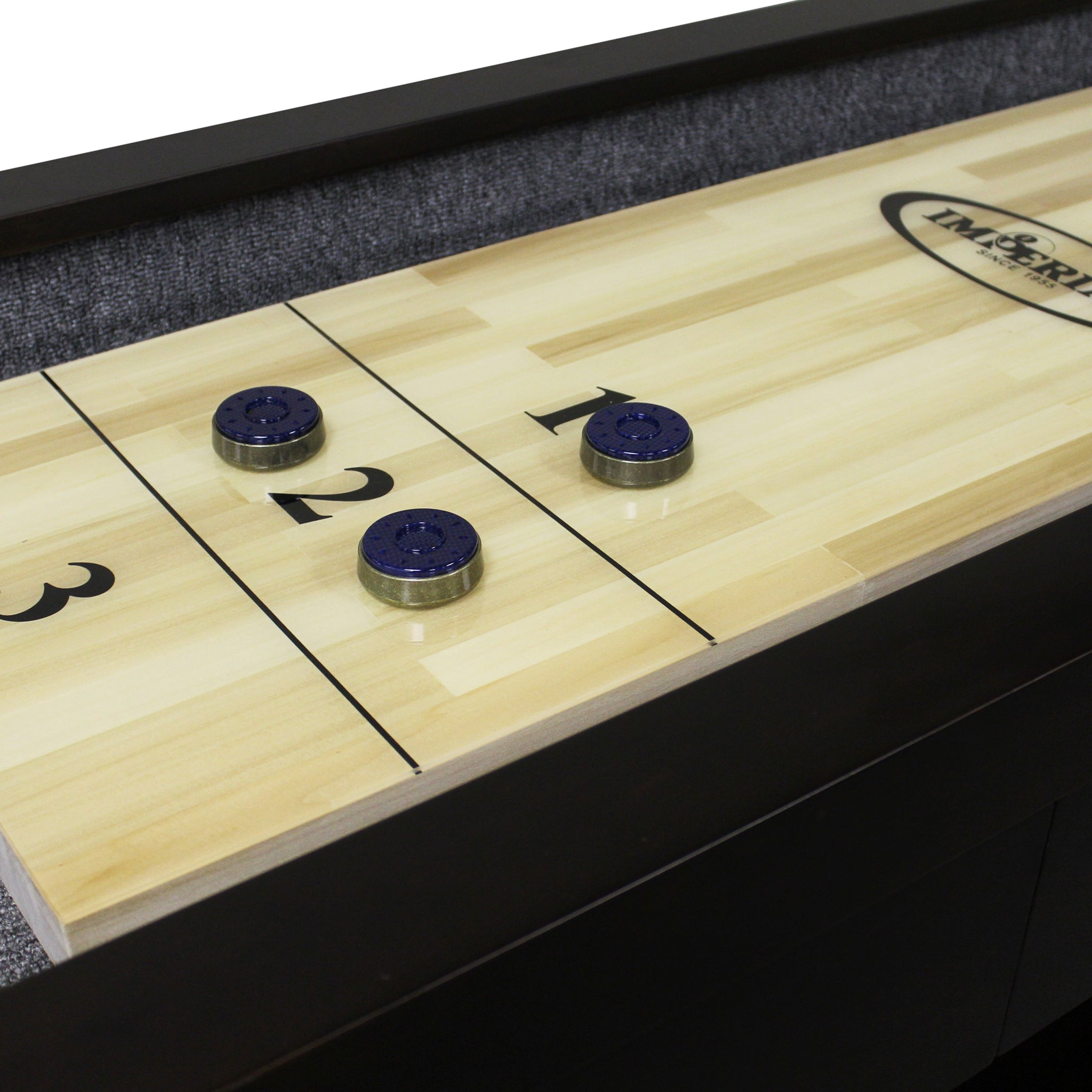 ... Premier Penelope 12 Foot Shuffleboard Table With Dining Top ...