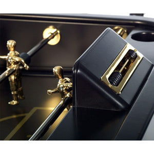 RS Barcelona RS#2 GOLD Stainless Steel Football Table