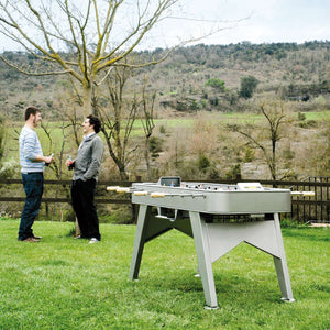 RS Barcelona RS#2 Stainless Steel Inox Outdoor Football Table