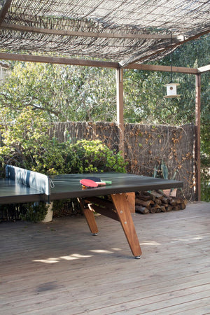RS Barcelona Stationary Ping Pong Table