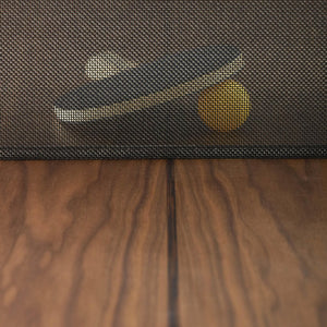 You and Me Walnut Ping Pong Table - Standard