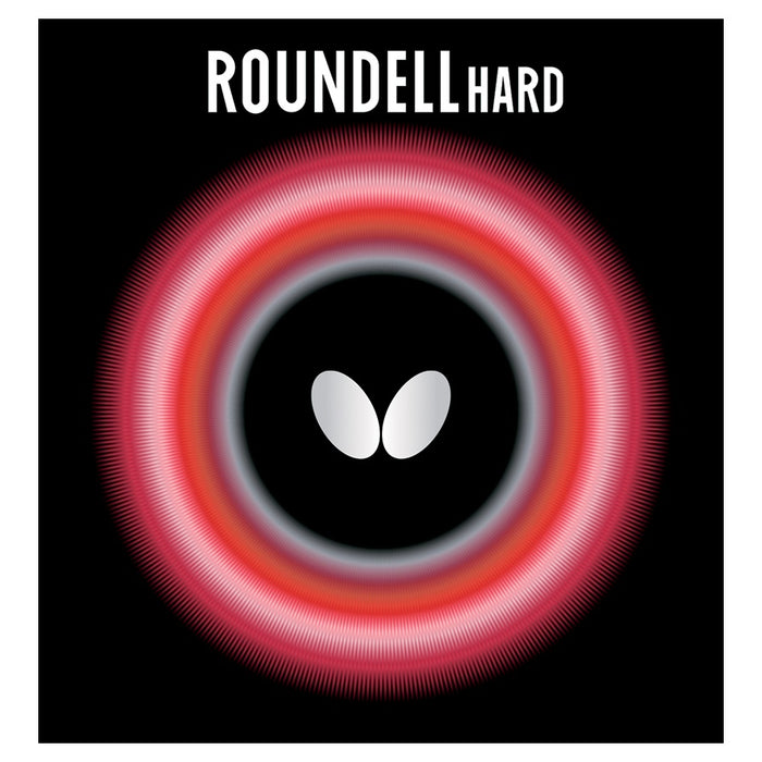Butterfly Roundell Hard Table Tennis Rubber