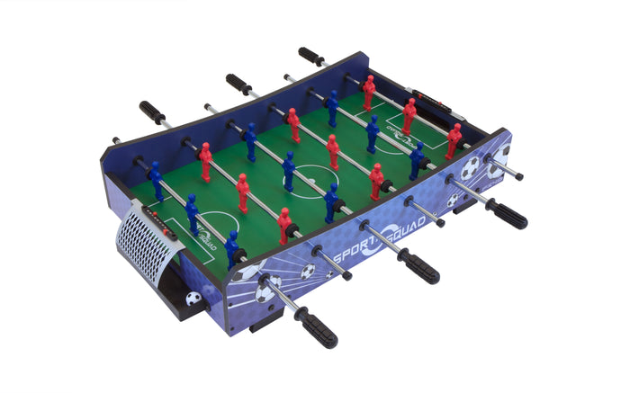 Sport Squad FX40 Compact Foosball Table Conversion Top, 40-inch