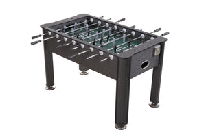Regulation Size Greyson Foosball Table with Ball Return & Leg Levelers