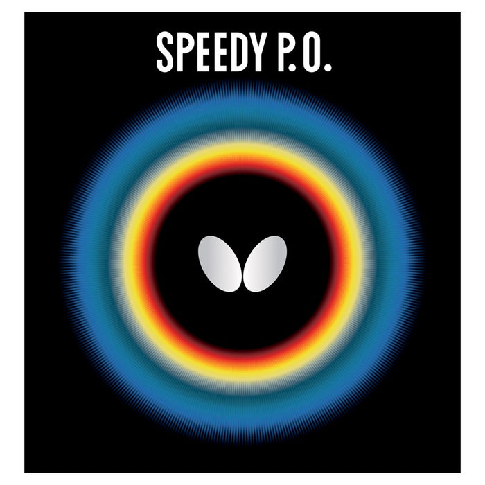 Butterfly Speedy P.O. Table Tennis Rubber