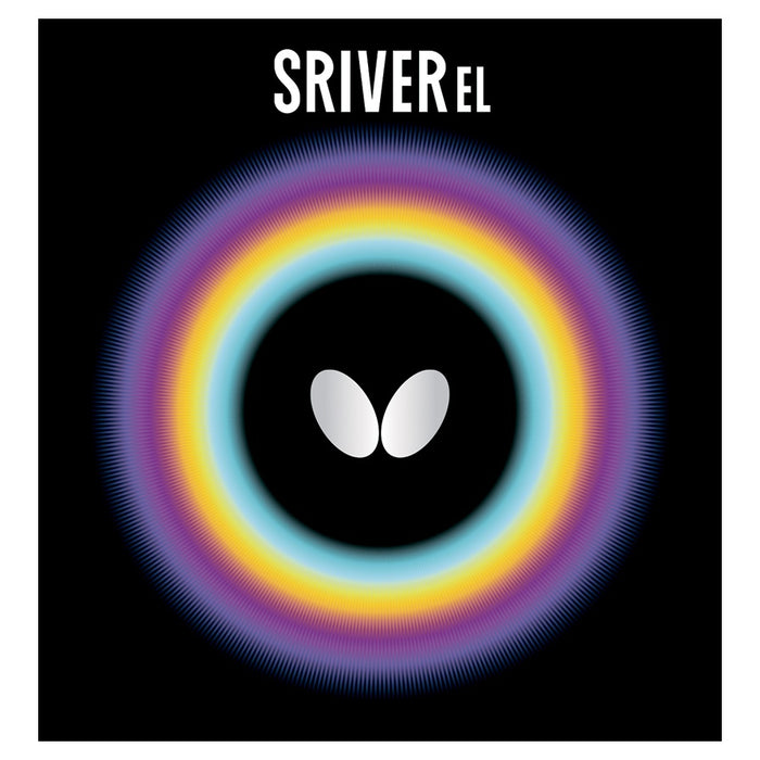 Butterfly Sriver EL Table Tennis Rubber