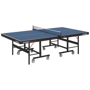 Stiga Expert Roller ITTF-Approved Indoor Table Tennis Table