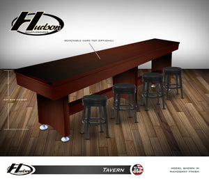 Hudson Tavern Shuffleboard Table