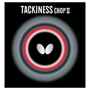 Butterfly Tackiness Chop II Table Tennis Rubber