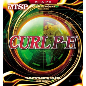 TSP Curl PH/P-H Long Pips Table Tennis Rubber