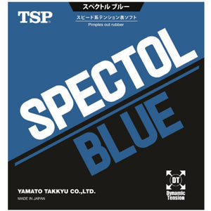 TSP Spectol Blue Short Pips Out Table Tennis Rubber