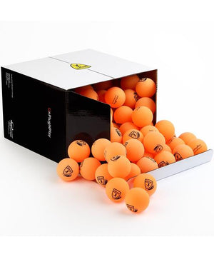 Training 1 Star 40mm Balls - Orange