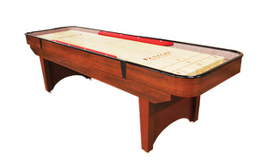 Venture 9' Classic Bank Shot Shuffleboard Table