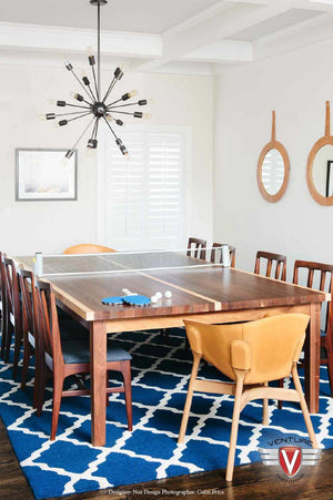 Venture Winston Luxury Ping Pong Table