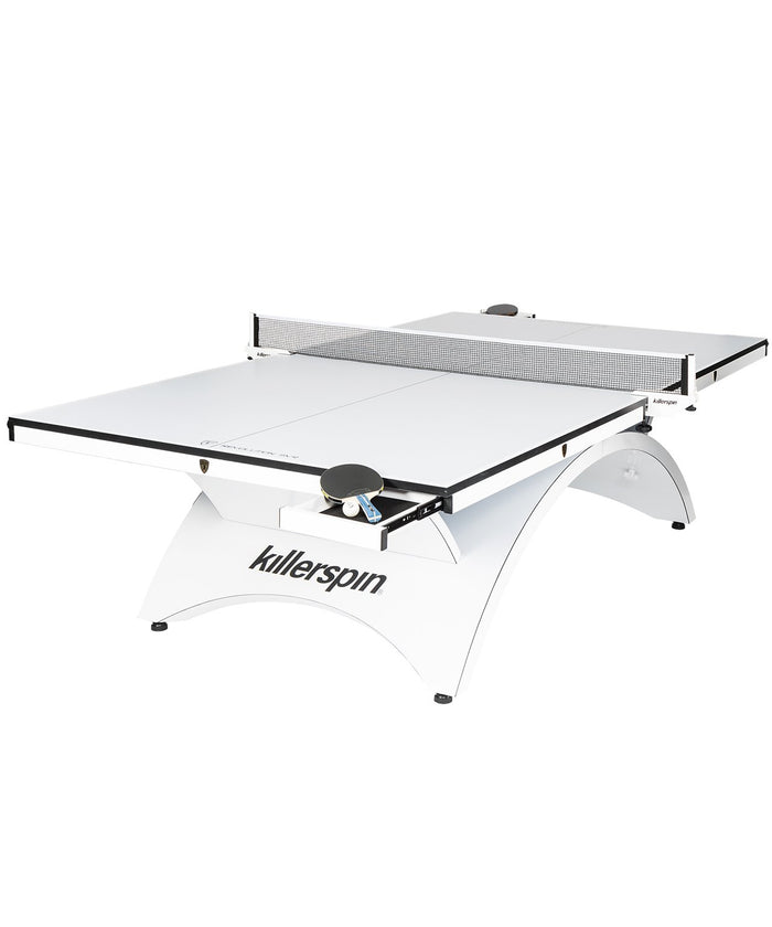 """The Revolution"" SVR Bianco Indoor Table Tennis Table"