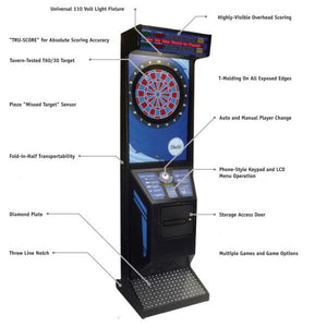 Shelti Eye2™ Home Electronic Dart Machine