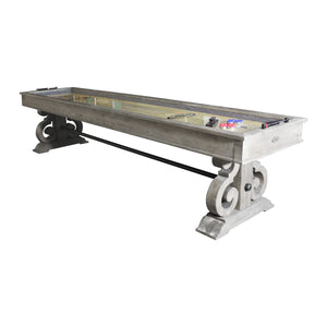 Barnstable 12-foot Shuffleboard Table