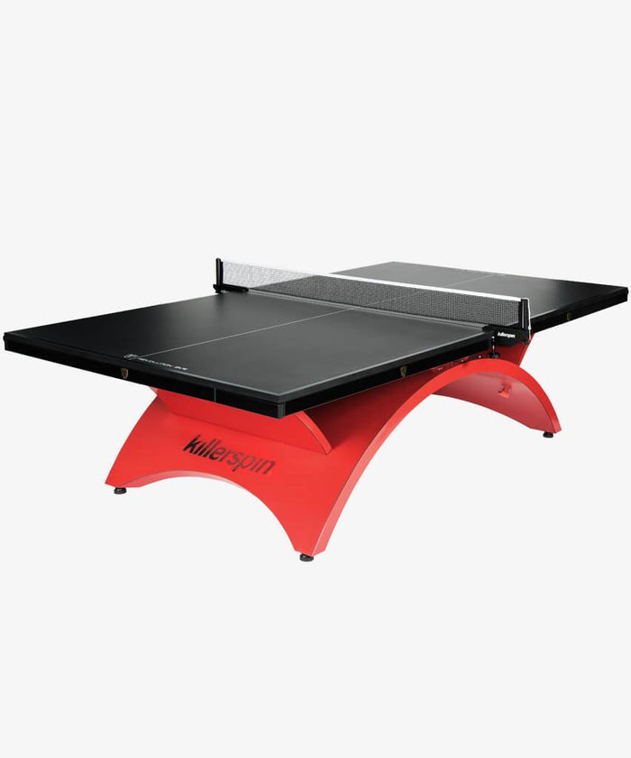 The Revolution SVR Rosso Indoor Table Tennis Table