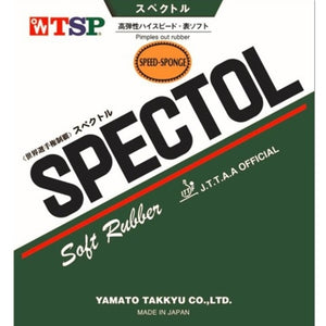 TSP Spectol Speed Short Pips Out Table Tennis Rubber